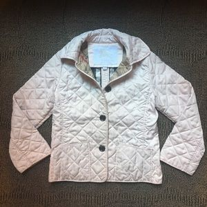 29a4e6432481 Kids  Burberry Quilted Jacket on Poshmark